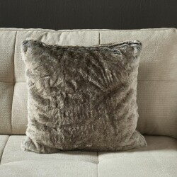 Chill Faux Fur Pillow Cover 50x50 499020 2