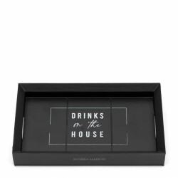 Drinks On The House Mini Tray 19x12 491830 1