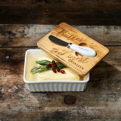 Finest Quality Butter Dish 452420 2