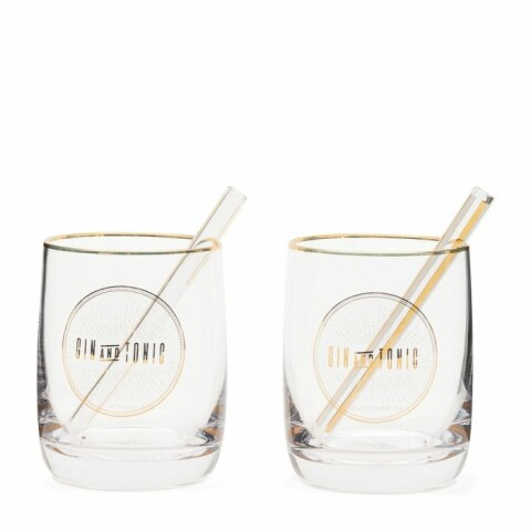 Le Club Gin & Tonic Set Of 2 pieces 492150