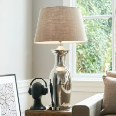 Loveable Linen Lampshade natural 35x45 412510 2