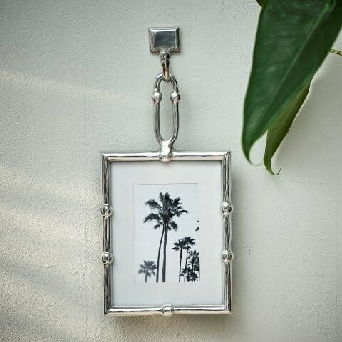 Lovely Bamboo Photoframe With Hook 10x15 449050