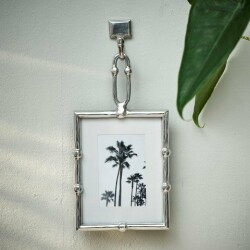 Lovely Bamboo Photoframe With Hook 10x15 449050 1