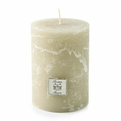 Rustic Candle desert sand 7x10 315950 1