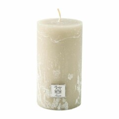 Rustic Candle desert sand 7x13 316110 1