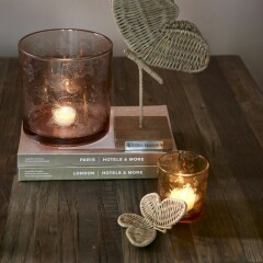 Rustic Rattan Butterfly Decoration 472510 2