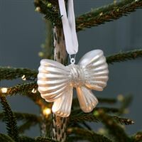 SPARKLING BOW ORNAMENT S 486410