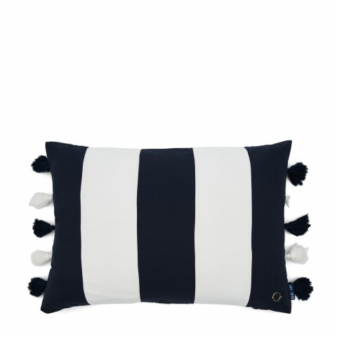 Yacht Club Stripes Pillow Cover 476040