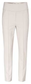 Jersey trousers with zipper pockets stretch 1209163-122